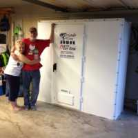 Broken Arrow, OK bolt together Do It Yourself safe room
